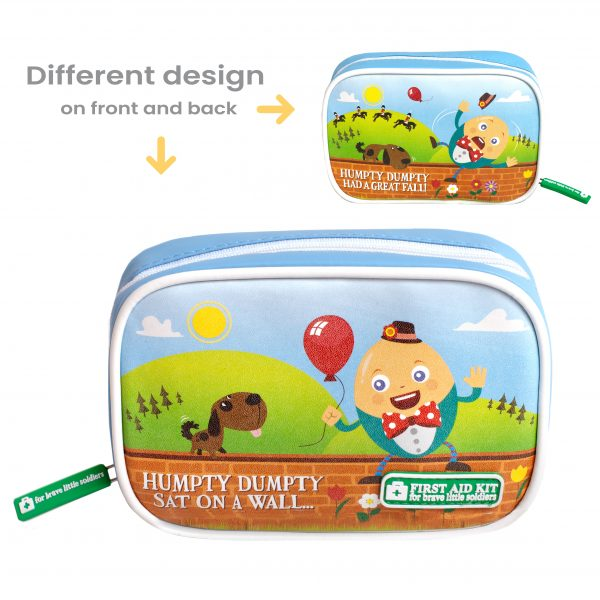 Humpty Dumpty Childs First Aid Kit By Yellodoor