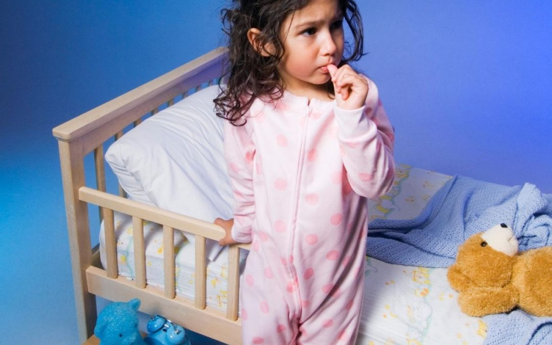 toddler getting out of bed at night