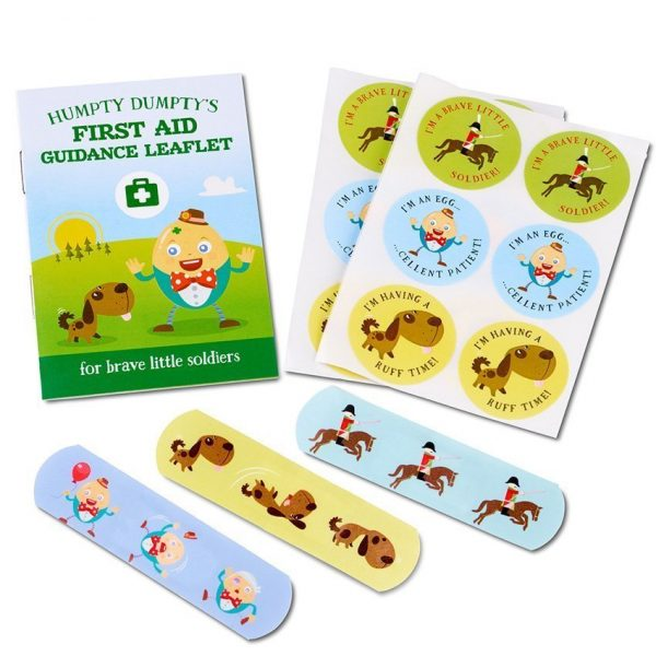 Yellodoor Baby First Aid Kit Refill Pack Child friendly