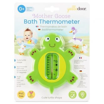 Mutter Gans Baby Bad Thermometer von Yellodoor