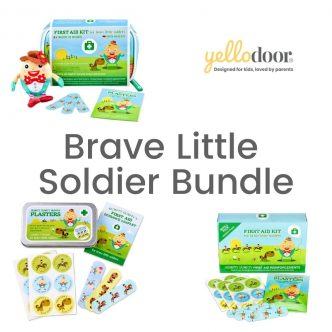 Brave Little Soldier Bundle