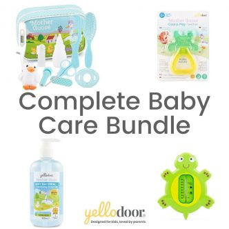 Complete Baby Care Bundle
